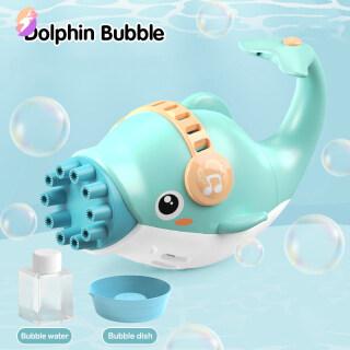 , Đồ Chơi Bong Bóng Cá Heo Chạy Bằng Điện 10 Lỗ Cho Trẻ Em Gian Hàng Đồ Chơi Vật Liệu Nhựa thumbnail