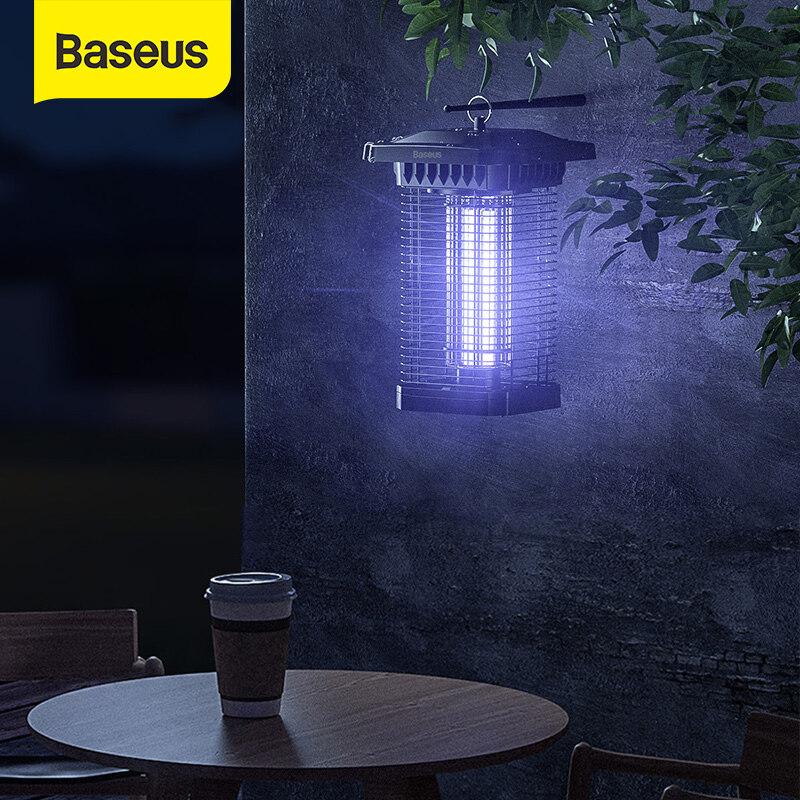 Đèn Diệt Muỗi Baseus, Đèn UV Chống Côn Trùng, Đèn Lồng Chống Côn Trùng, Đèn Lồng Cho Sân Vườn, Đèn Led Diệt Muỗi