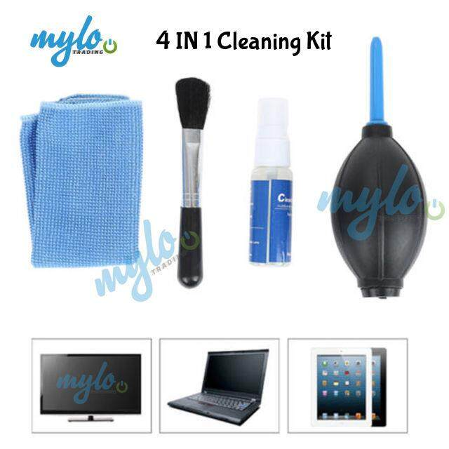 4-in-1 Cleaning Kit for Camera / PC