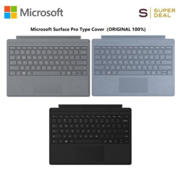 Microsoft Surface Pro 4 /Pro 6 /Pro 7 Keyboard Type Cover Malaysia
