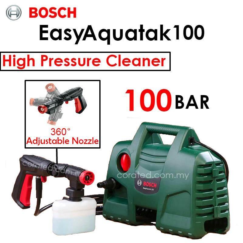 [NEW] Bosch Easy Aquatak 100 High Pressure Cleaner (100Bar)