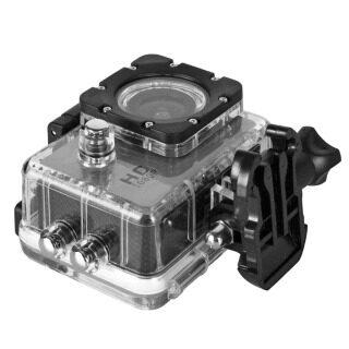 Milageto Camera Thể Thao DVR 1080P HD Chống Nước, Cho Leo Núi, Lặn, Màu Đen thumbnail