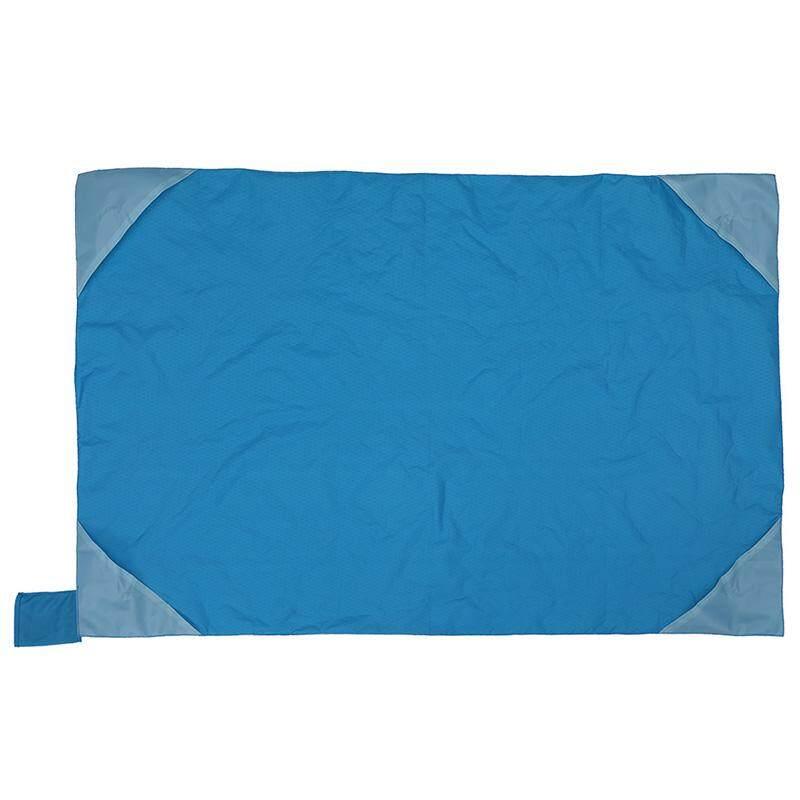Yujun แผนที่ผ้าห่มปิกนิกแบบพกพาเสื่อชายหาดพับได้กันน้ำทนทาน (110*150 ซม.) By Yujun Sports.