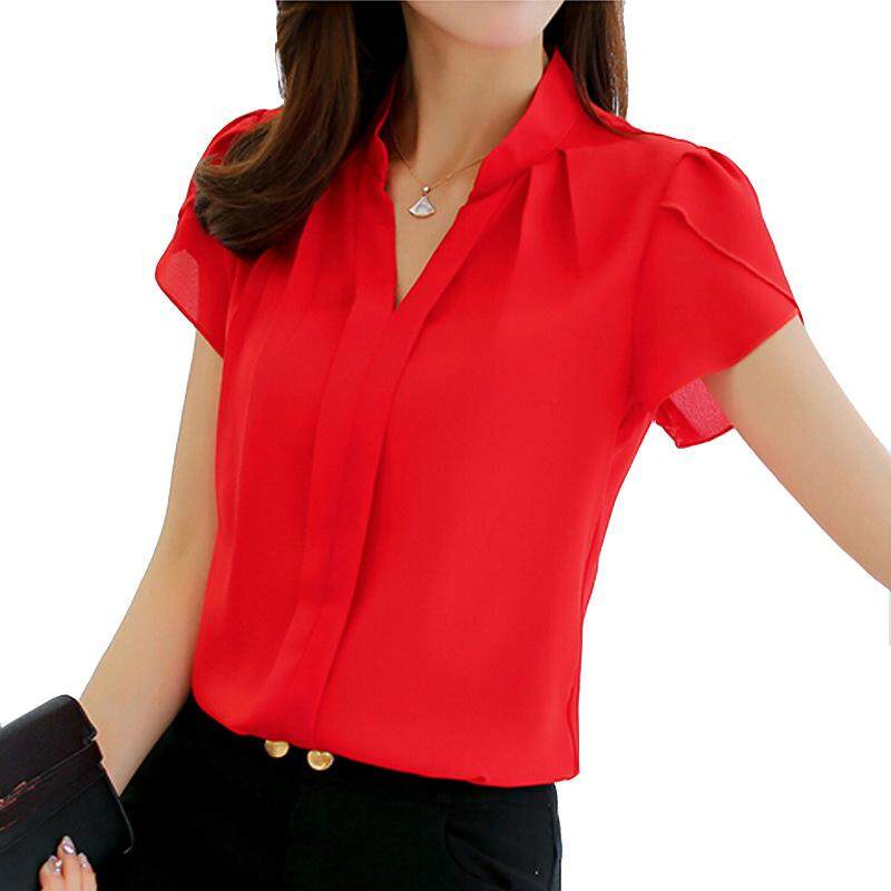 01817a213a Buy Women Blouses Online at Best Price In Malaysia | Lazada
