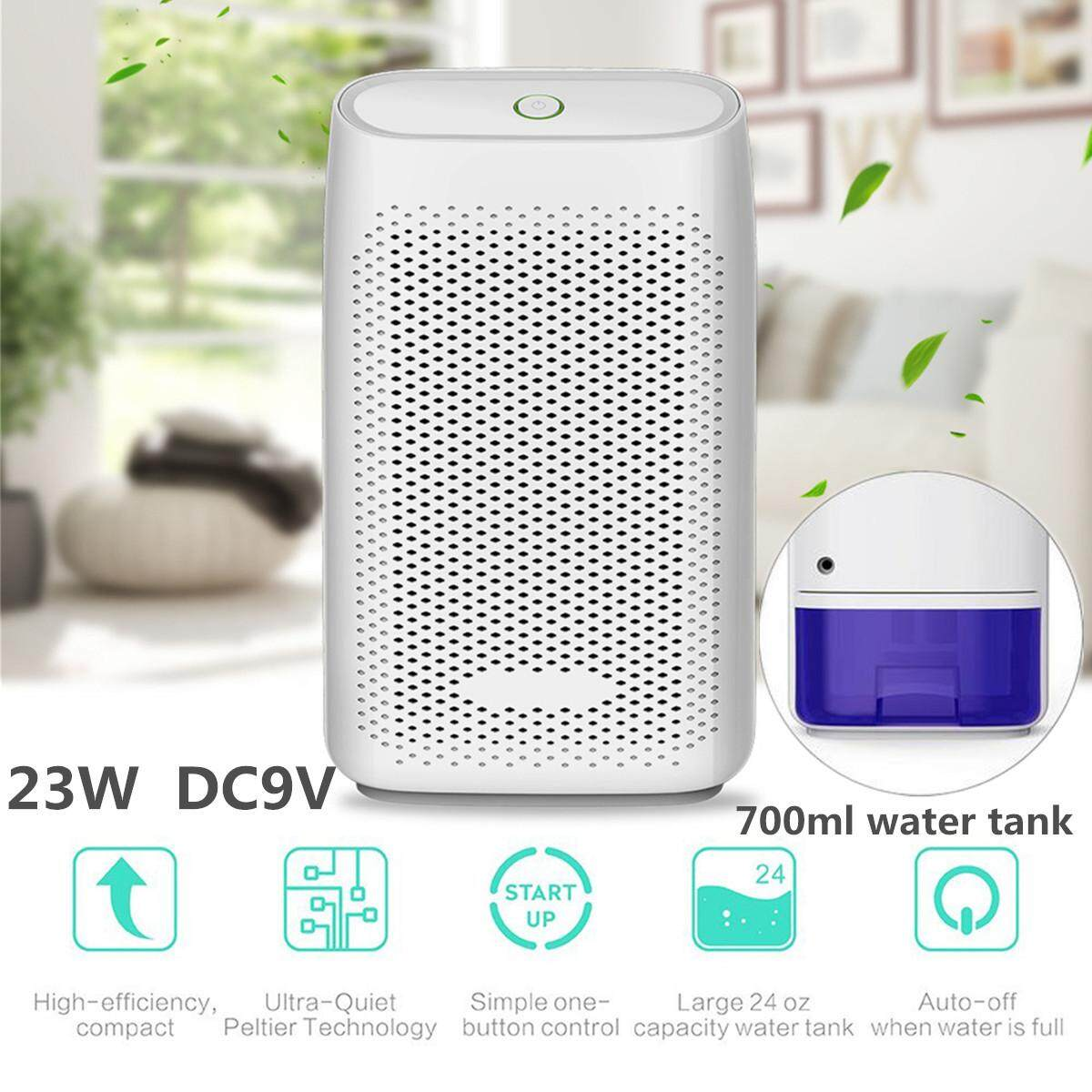 Original Invitop T8 Portable Dehumidifier with 700ML Removable Water Tank Electric Air Dryer(with free
