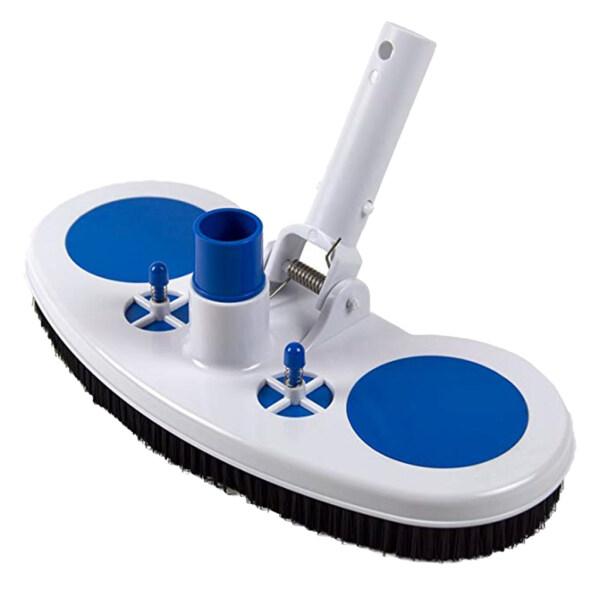 Perfk 13 Pool Vacuum Head Suction Head Pond Brush Pool Tools Vacuum Head Parts