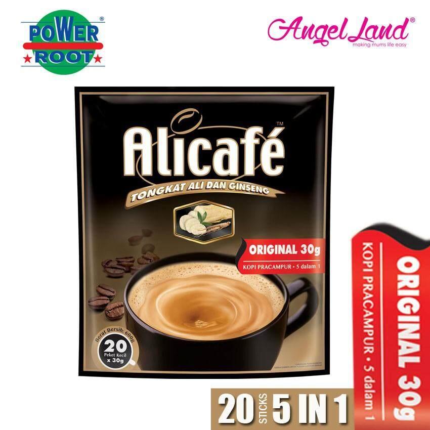 Alicafe Premix Coffee Drink With Tongkat Ali And Ginseng-Original