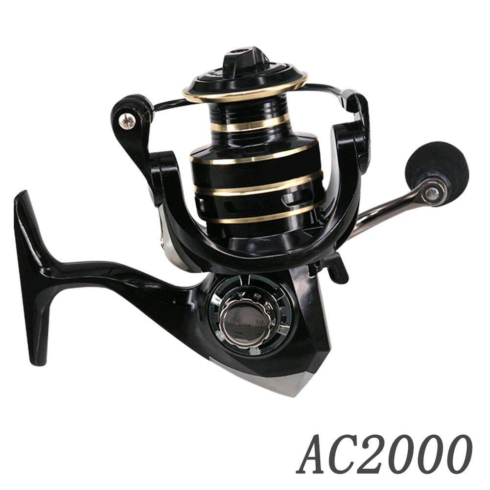 [Freeshipping for Any 3 items][COD]Spinning Fishing Reel AC2000-7000 Spinning Fishing Wheel Metal Handle Long-range Throwing Sea Fishing Reels