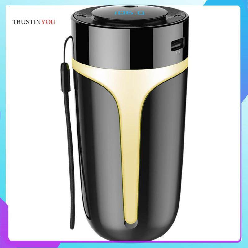 S10 Handsfree Car Kit Bluetooth FM Transmitter Modulator MP3 Player USB Charger Humidifier Singapore