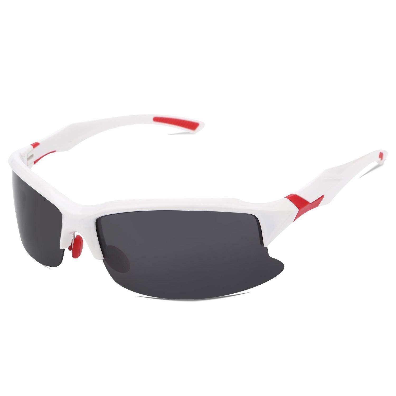 (-Kotak) _ Profesional Bersepeda Berpolar Kacamata Olahraga Kasual Kacamata Luar Ruangan 5 Colorfree Pengiriman By A-Boxes.