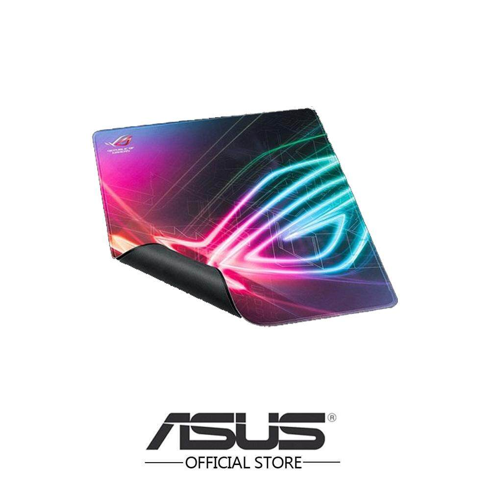 """ASUS ROG Vertical Gaming Mousepad Strix Edge with Anti-Fray Stitching and Non-Slip Base 15.7/"""" X 17.7/"""""""