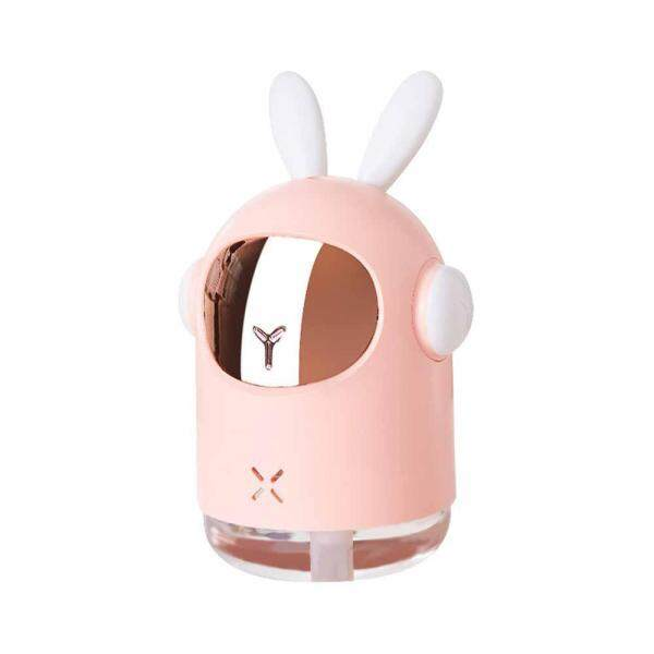 leegoal New Space Rabbit Humidifier Home Aromatherapy Mini Humidifier USB Water Purifier Night Light Singapore