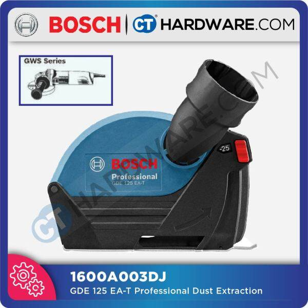 BOSCH DUST EXTRACTOR 5 125MM MAX CUTTING DEPTH 25MM (GDE 125 EA-T)