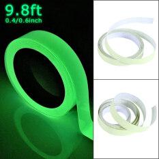 Một cuộn băng dán tự phát sáng khi trong bóng tối kích thước 15mm x 3m/ 10mm x 3m – INTL