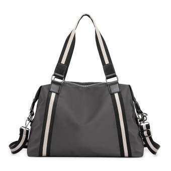 ความจุสูงกระเป๋าถือสตรี Cross - Body กันน้ำกระเป๋าไนลอน Travel MOM-