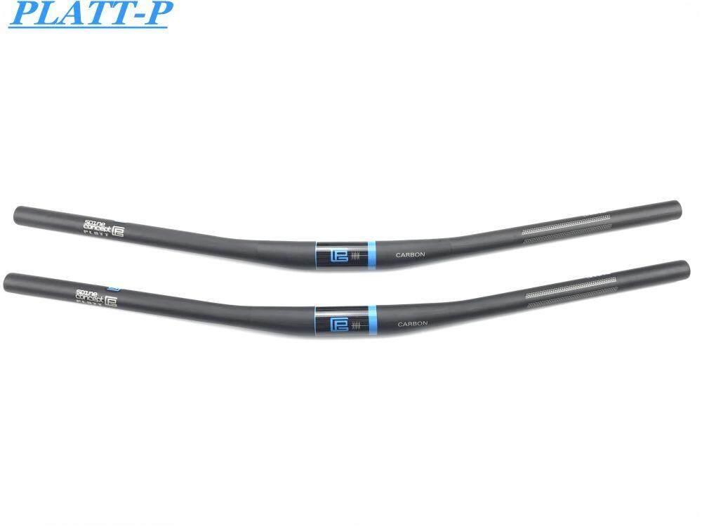 BNVB Bike Bar UD Matte Full T800 Carbon Fiber MTB Handlebar Riser//Flat 31.8mm