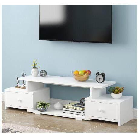 HoXiLe TV Cabinet Adjustable Living Room Furniture Cabinet TV Storage  Cabinet Interior Design Kabinet TV Rak