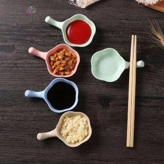 Bát Đựng Gia Vị Đa Năng, Nhà Bếp Bộ Đồ Ăn Đĩa Đựng Gia Vị Đĩa Nhỏ Món Ăn Món Ăn Phụ Kiện Nhà Bếp, Đĩa Nhúng Thức Ăn Nhật Bản thumbnail