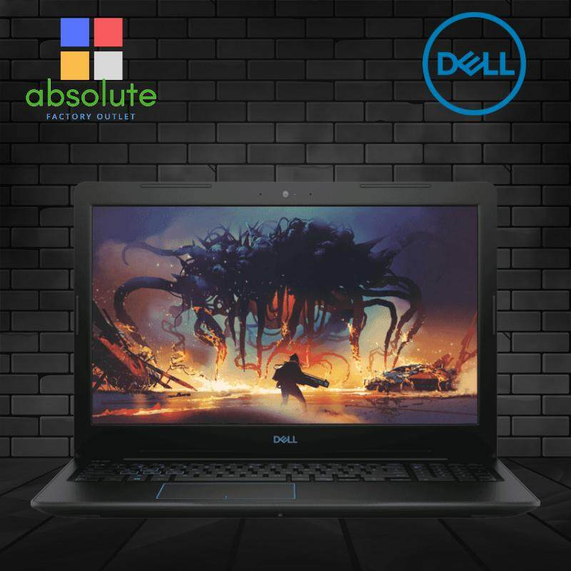 DELL G3 17 3779 GAMING LAPTOP (i7-8750H, 17.3 FHD IPS, 128GB SSD + 1TB HDD, 8GB RAM, GTX1060 6GB Max-Q Technology, Win10 Professional, 1 Year DELL Warranty) Malaysia