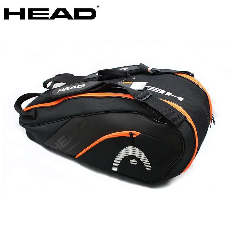 3f07a256bbf Head Tennis Bag Original Tennis Racket Bag Badminton Tennis For 6-9 Rackets  Backpack Women