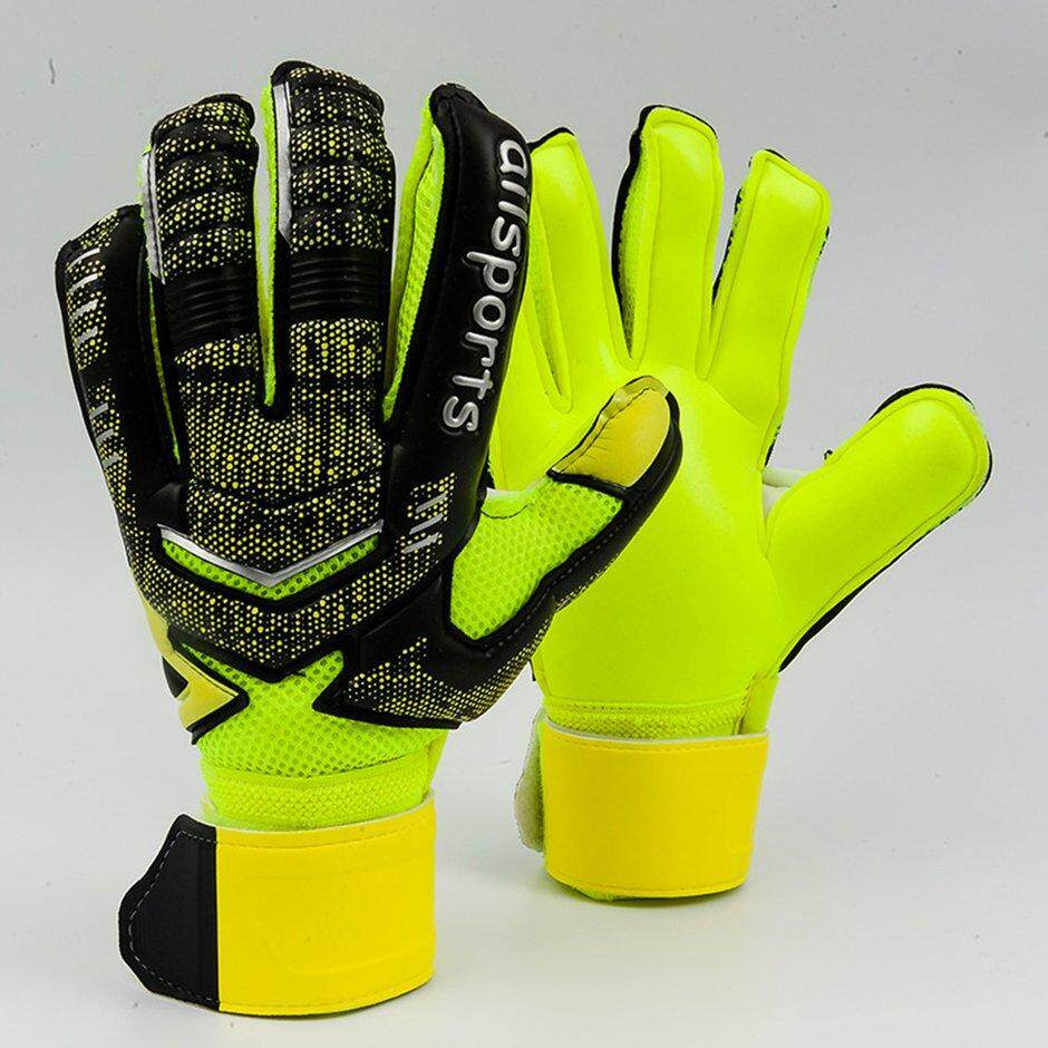 0ae20da71 Penjualan Terbaik Sarung Tangan Penjaga Gawang dengan Ujung Jari Kiper  Sepak Bola Anak-anak Sarung