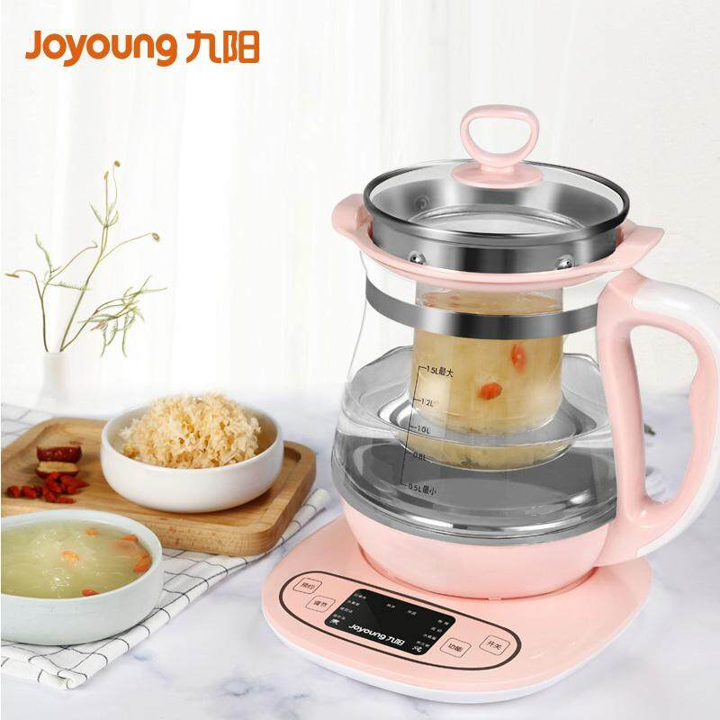 Joyoung Smart Electric Kettle Multi Function Automatic Health Pot With Thickening Glass Model K15 D65s