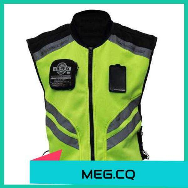 [ MEG.CQ ] Sports Motorcycle Reflective Vest (3Xl)