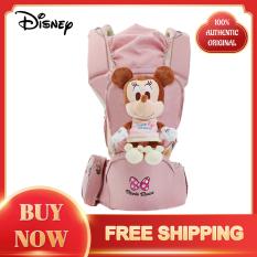Túi Địu Em Bé Disney Từ 0-36 Tháng Tuổi, Túi Đeo Trước Mặt, Địu Em Bé Kiểu Kangaroo, Hàng Chính Hãng