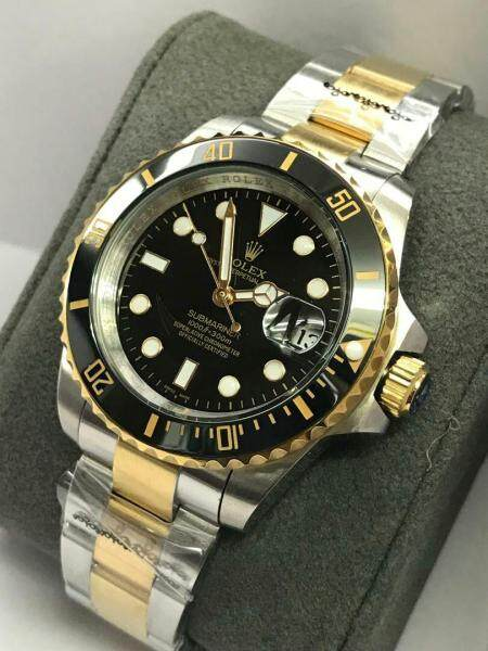AUTOMATIC_SUBMARINE CERAMIC BEZEL (40 MM) STAINLESS STEEL WATCH Malaysia