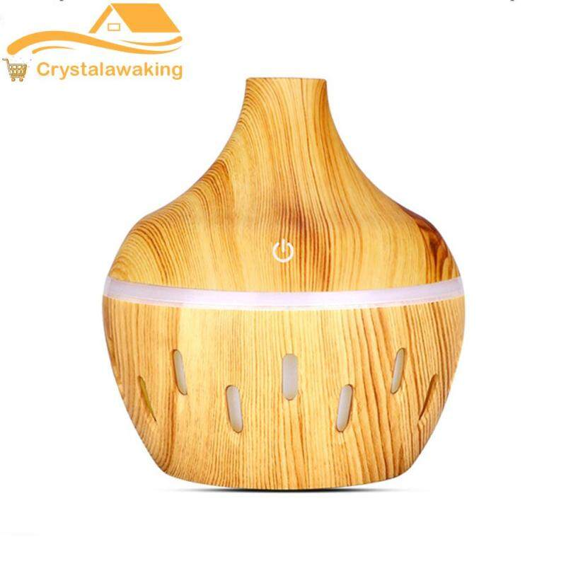 ABS 300ml Aromatherapy Humidifier Air Dampener Essential Oil Aroma Diffuser Machine Singapore