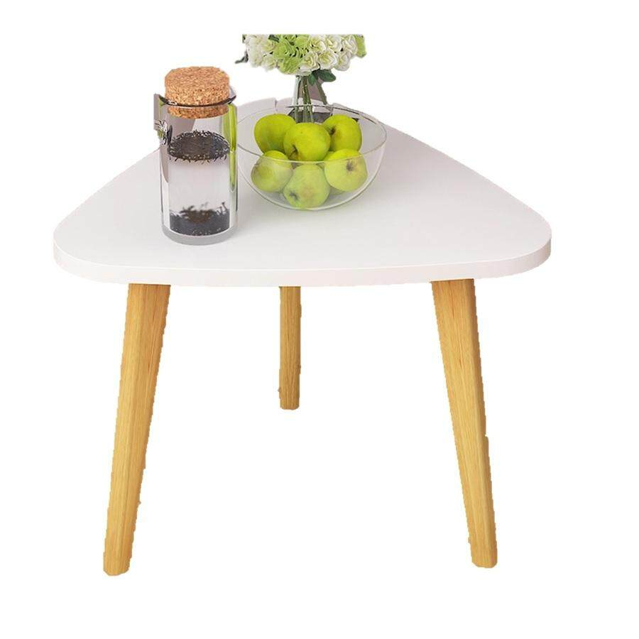 Triangle Shape Coffee Table Side Table 60cm By Shopimo.