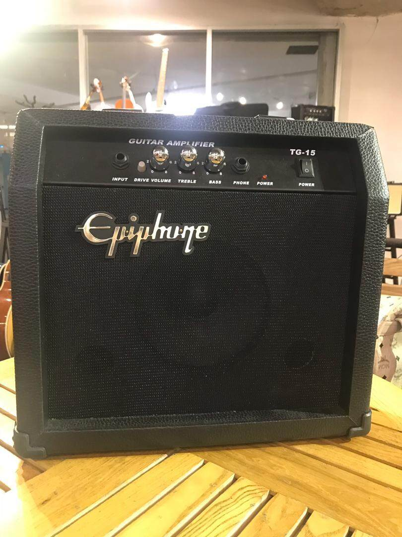 15watt Electric Guitar Amplifier By Budget Guitar Shop.