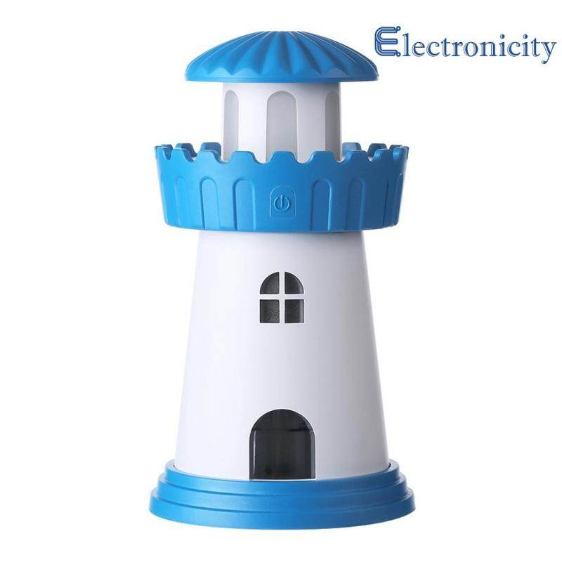 Creative Lighthouse Shape USB Home Air Humidifier Large Mist Maker Singapore