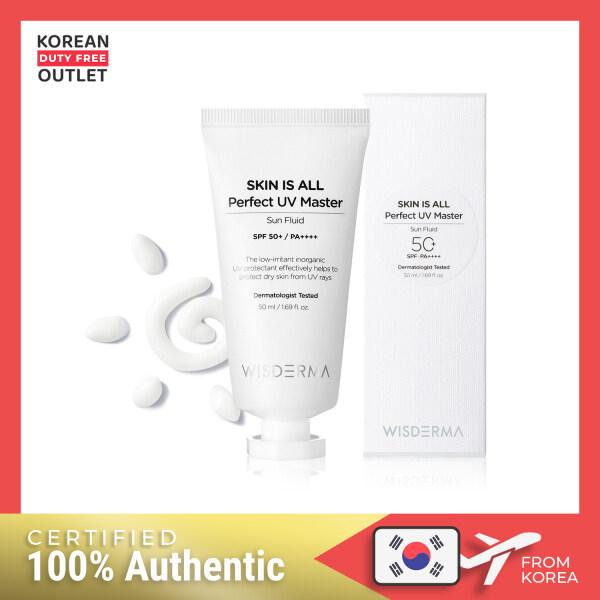 Buy WISDERMA SKIN IS ALL Perfect UV Master SPF+ 50ml | Duty Free Item from Korea Singapore
