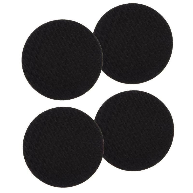 Gazechimp 4X Đệm Giao Diện Miếng Lót Cho Móc & Vòng Lặp Chà Nhám Đĩa Lưng Miếng Lót 6  150 Mm