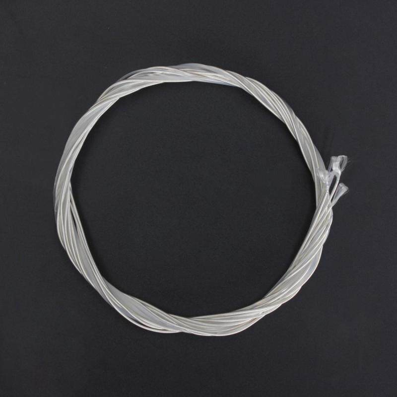 6pcs C660 Guitar Strings Nylon Silver Strings Set for Classic Guitar Accessories Malaysia