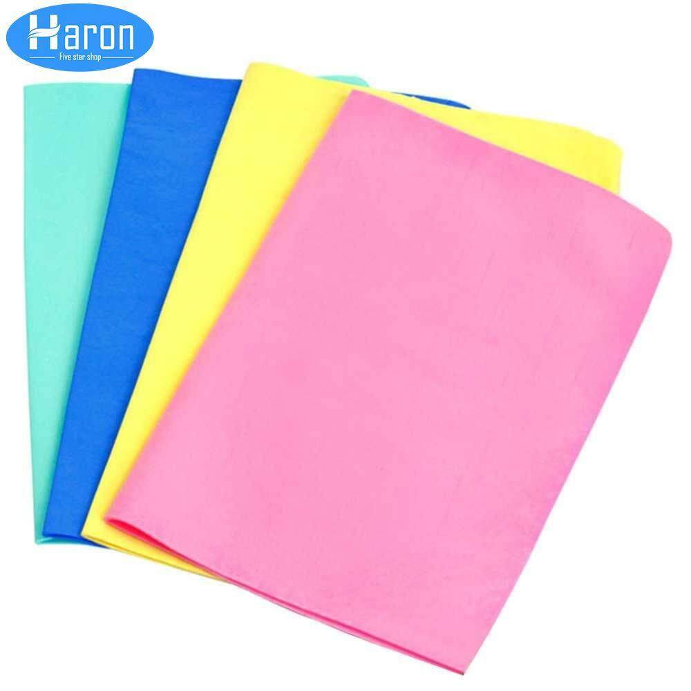 Haron 10Pc 30*40cm Multi-function Environmental PVA Towel For Car Window Hair Towels