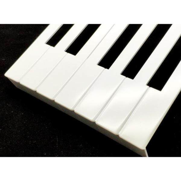 ♤ Yamaha Y51 piano maintenance vertical white leather keyboard piano accessories parts 7 a group Malaysia