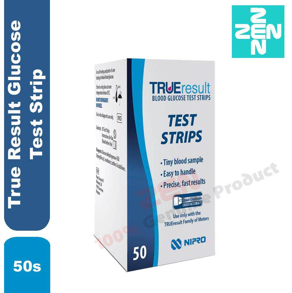 Nipro True Result Glucose Test Strip 50S