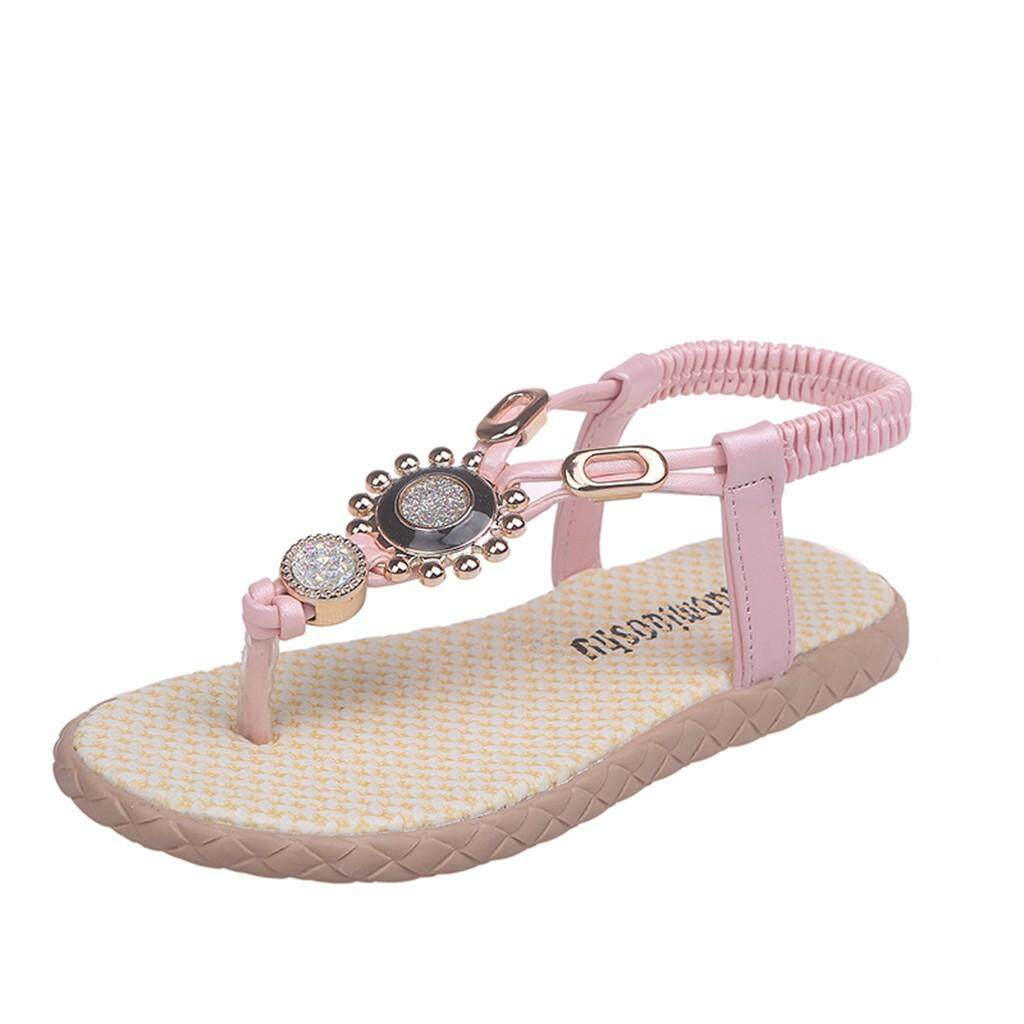 c2a4b888e China. RADOCIE Summer Children Kids Baby Girls Bohemia Crystal Beach  Priness Shoes Sandals