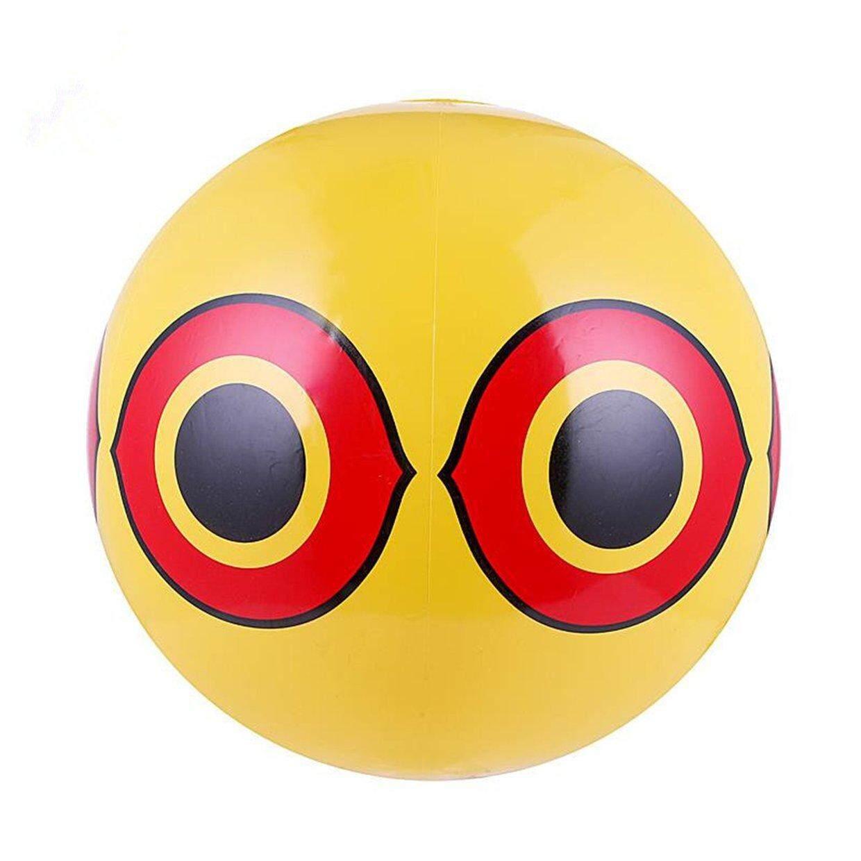 CELE Pvc Inflatable Beach Ball Orchard Bird Ball Horror Eye Ball Farm Balloon
