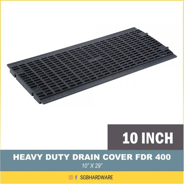 FELTON HEAVY DUTY DRAIN COVER 10 D x 29 W (FDR 400)   fdr 400