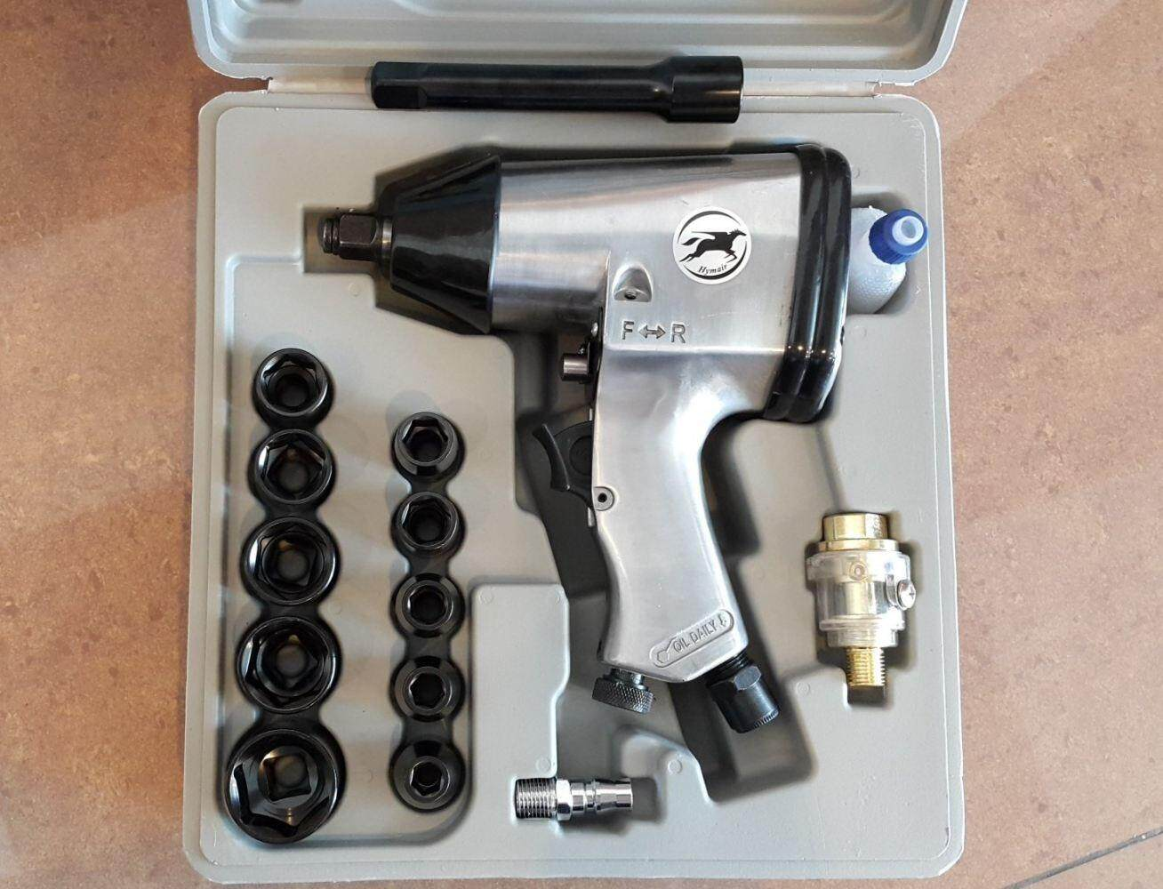 Hymair 17PCS 1/2 Air Wrench  ID339263