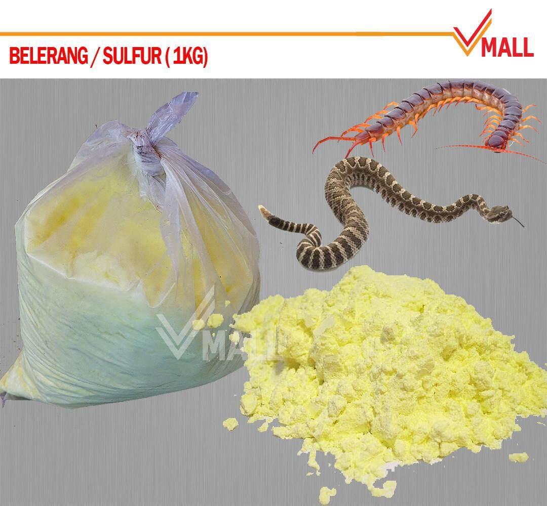 VV MALL SULFUR POWDER / BELERANG ( 1KG )