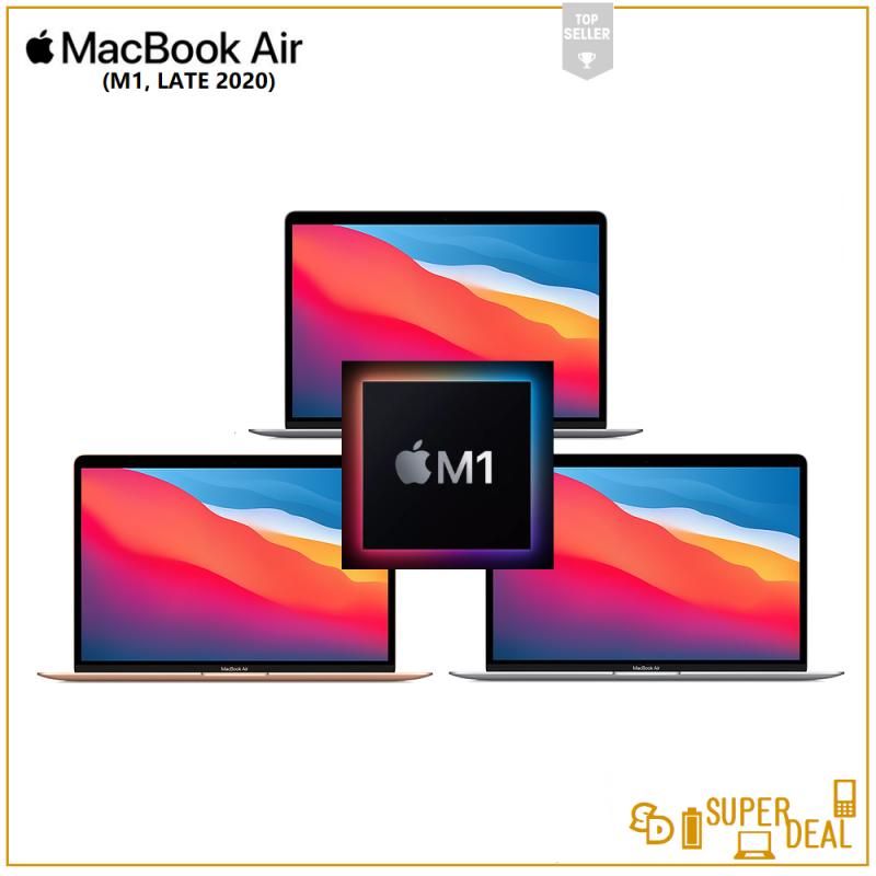 Apple_13.3 ᎷacBook_Air with Retina Display (M1, Late 2020) Malaysia