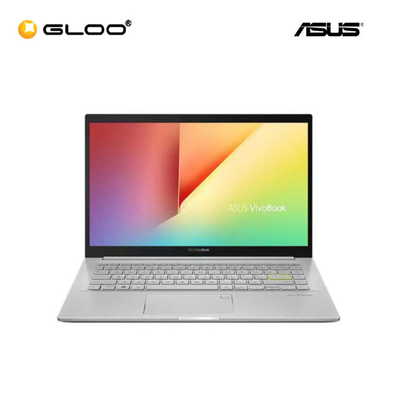 Asus M413I-AEK057TS Notebook (Ryzen 5-4500U,4GB,512GB SSD,14FHD,Radeon R3 Grphics,H&S,W10,Silver) Malaysia