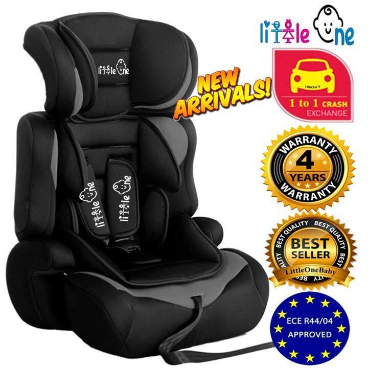 Little One Exclusive CSD Baby Car Seat Suitable For 9months to 12 Years Old Kids BEST SELLER! BLUE