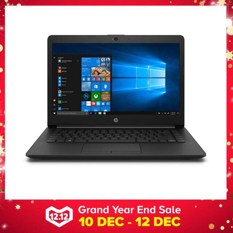 HP 14-cm0087AU 14 Laptop Black (A6-9225, 4GB, 500GB, ATI, W10) Malaysia