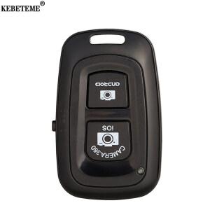 KEBETEME Nút Điều Khiển Từ Xa Bluetooth Bộ Điều Khiển Không Dây, Thanh Camera Tự Hẹn Giờ Màn Trập Phát Hành Điện Thoại Monopod, Ảnh Tự Sướng thumbnail