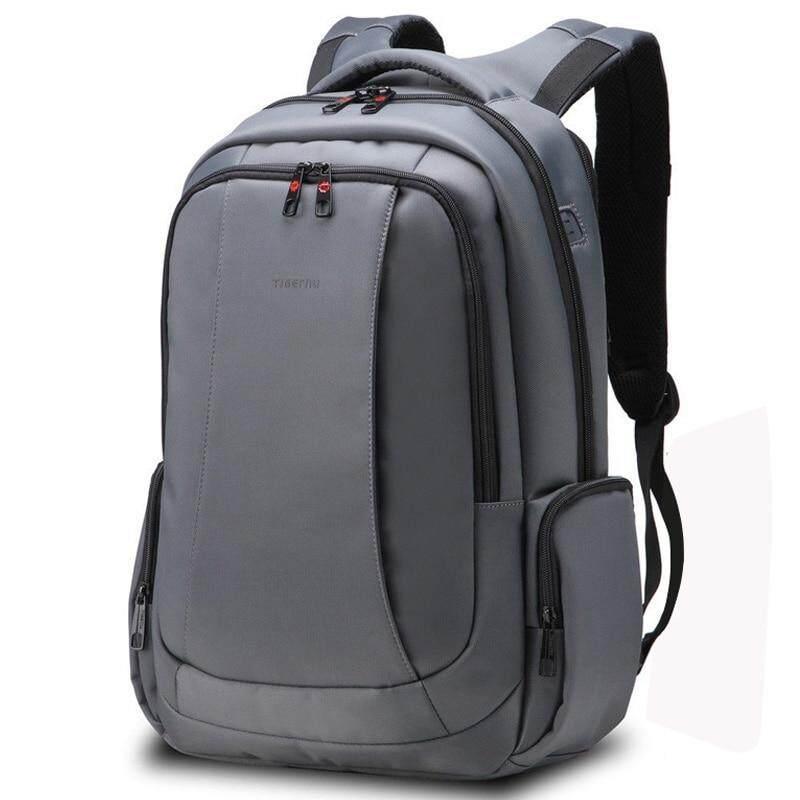 b4cd08d91d77 Tigernu Anti Theft Nylon 27L Men 15.6 inch Laptop Backpacks School Fashion  Travel Male Mochilas Feminina